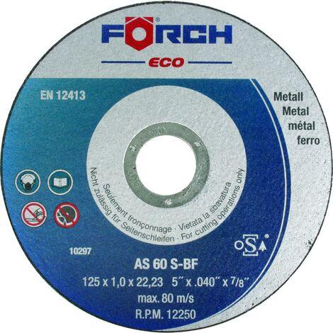FÖRCH Trennscheiben Stahl ECO (TRENNSCHEIBEN ECO 230X3,0)