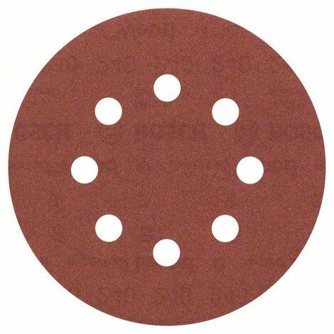 Fogli abrasivi legno per rotorbitale Ø12