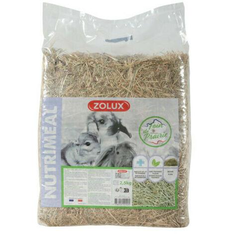 Foin des prés pour rongeur Zolux Contenance 240L (8 kg)
