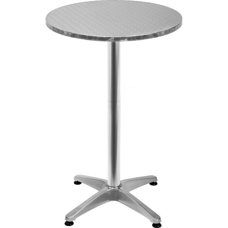 Foldable Aluminum Party Table Height Adjustable / Folding