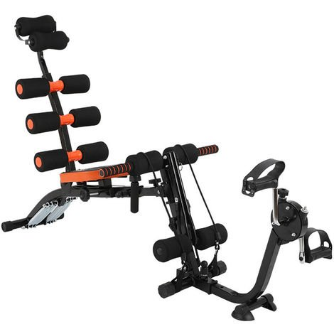 Foldable Dumbbell Bench Weight Fitness Adjustable Workout
