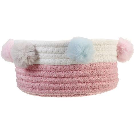 Foldable Laundry Basket Storage Toy Hamper Clothes Basket Bin