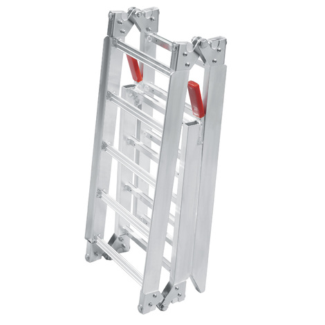Foldable Loading Ramp Portable Scooter Ramp Aluminium 78.5x12 Inches 600lbs (199cm 270kg)