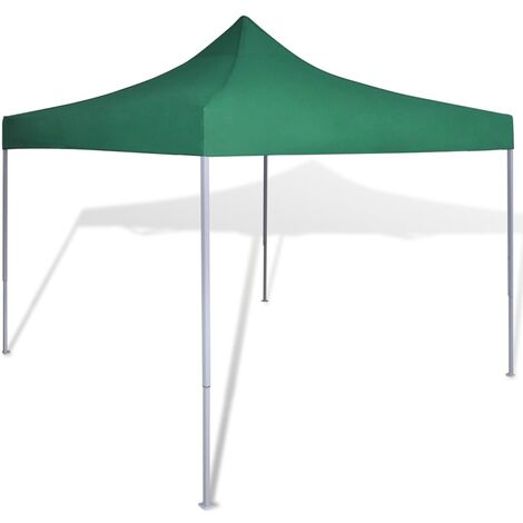 Foldable Tent 3x3 m Green