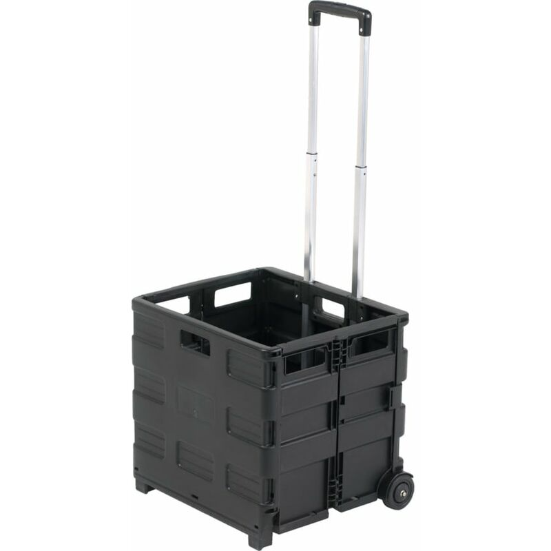 Image of Folding Box Truck 35KG Black - GPC