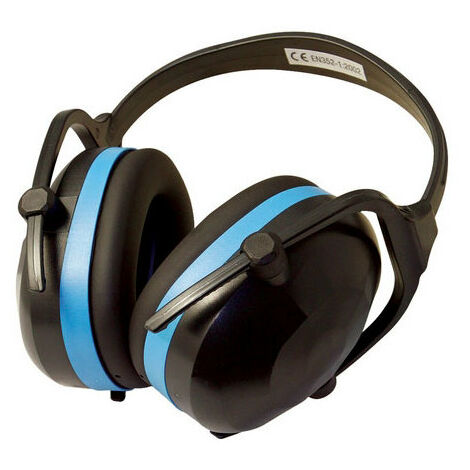 Silverline 633816 Ear Defenders Folding SNR 30dB SNR 30dB