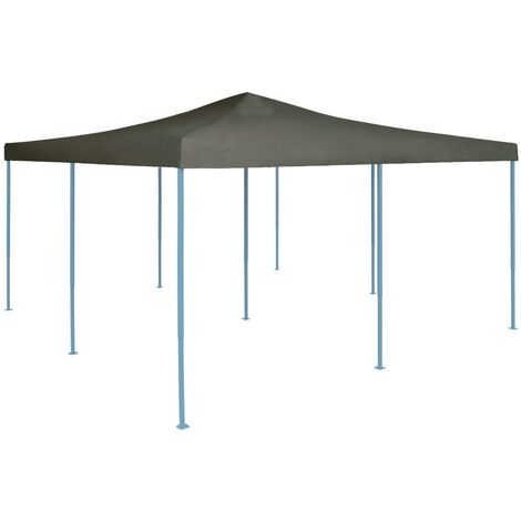 Folding Gazebo 5x5 m Anthracite