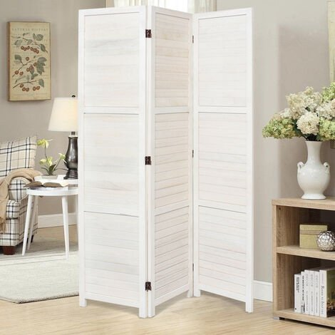 """main image of """"Folding Room Divider Privacy Separator Screen"""""""