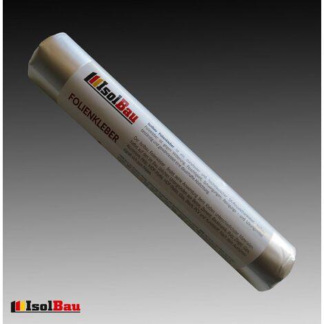 Folienkleber MS Polymer EPDM Ral Teichfolienkleber Fensterband Kleber 600 ml