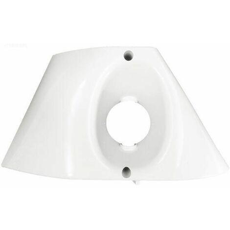 fond blanc avec bague de serrage de rechange pour polaris 280 - k10 - polaris
