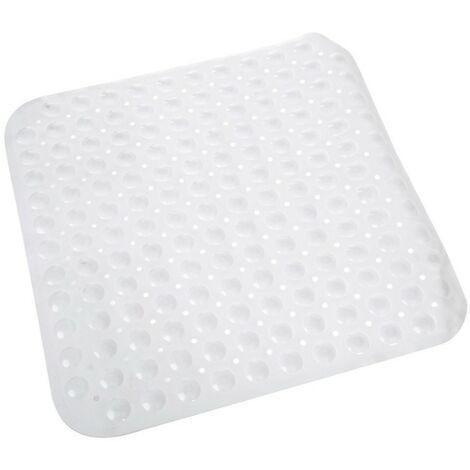 Fond de douche PVC blanc - Blanc