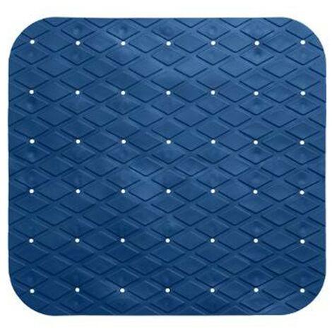 Fond de Douche PVC Diamond 55x55cm Bleu