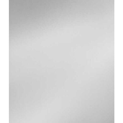Fond de hotte verre Argent 60x70cm