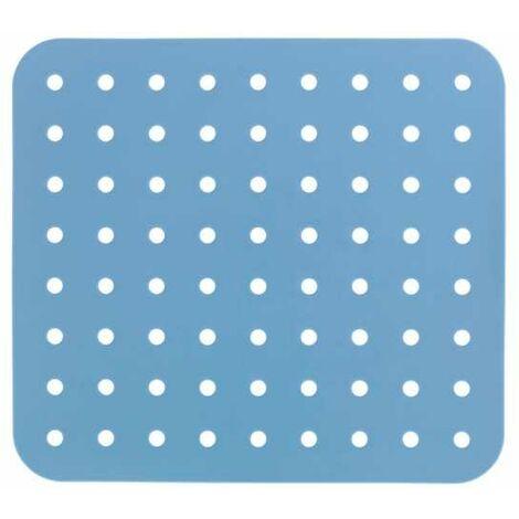Fond d'évier rectangulaire Cristal Bleu