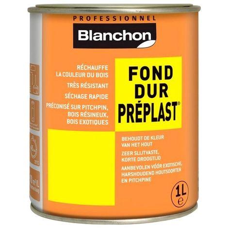 Fond Dur Professionnel Préplast BLANCHON très résistant