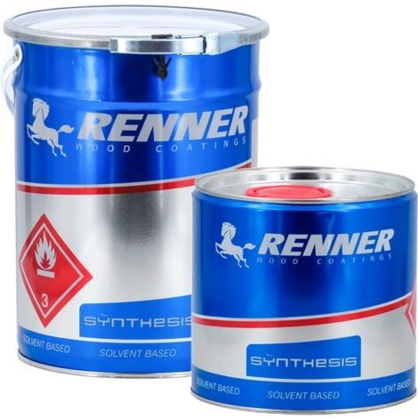 Fondo Poliuretano Incoloro 2 Componentes Renner 5L+2,5L