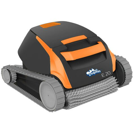 Fondo y paredes del robot de piscina eléctrico - e20 - dolphin -