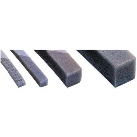 Fonds de joint ADHECELL en mousse de polyuréthane avec adhésif autocollant 30x30mm carton de 23 rouleaux de 10m