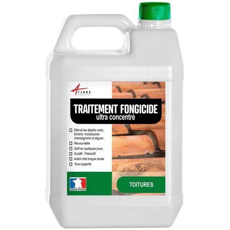 """main image of """"Fongicide  Antimousse concentré pour toiture - ANTI-DÉPÔT VERT TOITURE"""""""