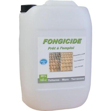 Fongicide Standard prêt à l'emploi, curatif et préventif bidon de 20 litres