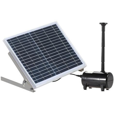 Fontaine aeau solaire 17V10W equipement de fontaine de paysage haute puissance fontaine de jardin de pompe aeau solaire BSV-SP100
