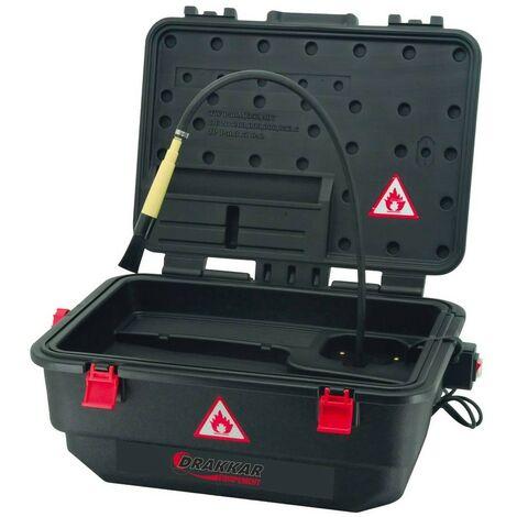 FONTAINE DE NETTOYAGE ELECTRIQUE PVC MOBILE-S10594