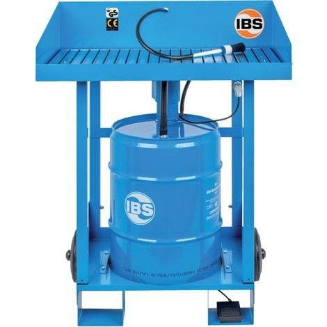 Fontaine de nettoyage pièces F2 IBS