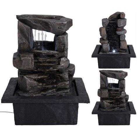 Fontaine d'eau « pierre »