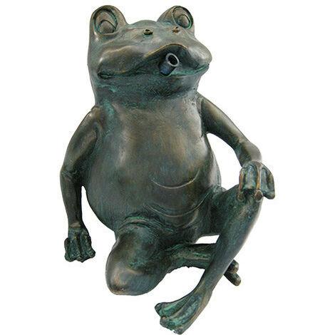 Fontaine grenouille - longueur : 0.20 m