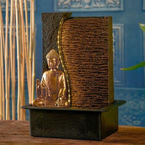 "main image of ""Fontaine intérieur Bouddha Jati"""