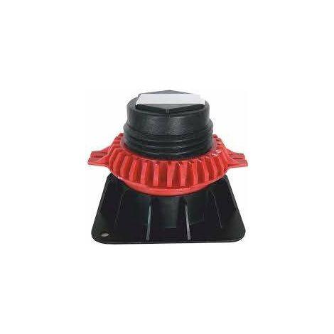 Fontanería - adhesivo ajustable pie de construcción: 90 125 mm - 165 698