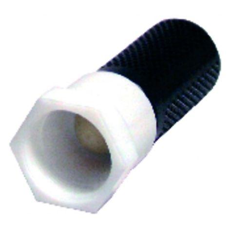 """Foot valve delrin ø 1"""""""