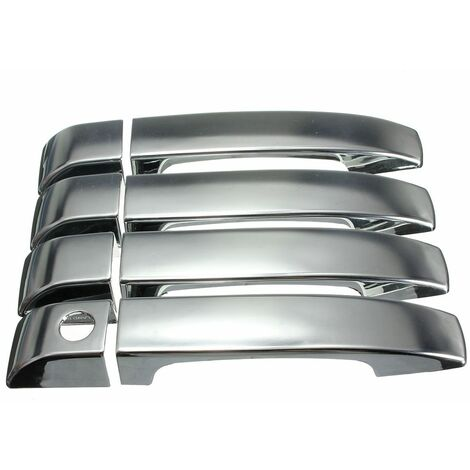 For Land Rover Range Rover L322 Vogue 2002-2012 Chrome Door Handle Cover Trim Kits