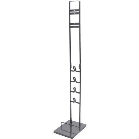 For V6 V7 V8 V10 Freestanding Cordless Vacuum Cleaner Stand Rack Bracket 22X17X127cm Grey