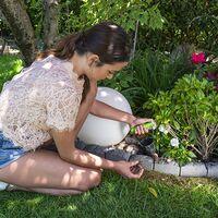 Foraterra per bulbi automatico utensile giardino manuale