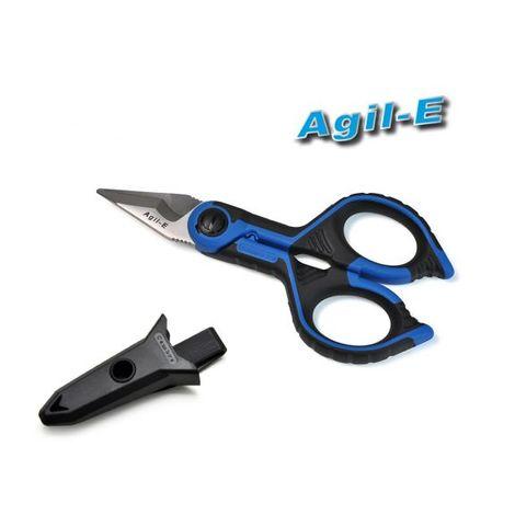 Forbice Da Elettricista Cembre Agil-E Sc6X - Forbice Professionale Fino A 50Mm