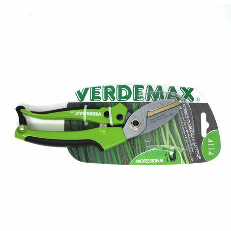 Forbice da giardino a battente 19cm Verdemax V004114