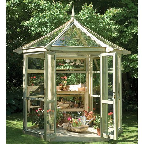 Fabulous Forest Garden Glass Greenhouse Home Interior And Landscaping Oversignezvosmurscom