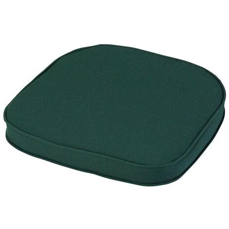 Forest Green Standard D Pad Cushion Outdoor Garden Furniture Cushion