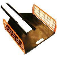 Forest Master FM10 splitter work bench log catcher tray