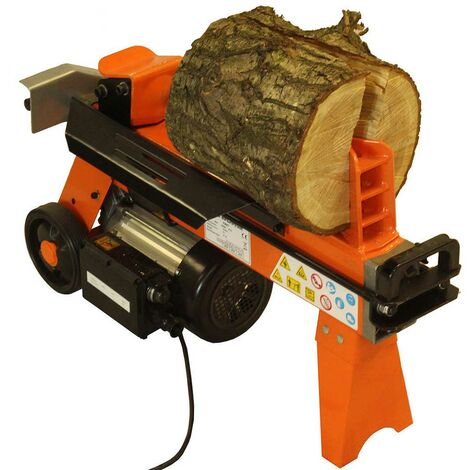 Forest Master FM5 Fast light-weight 5 Ton electric hydraulic log splitter log length 300mm