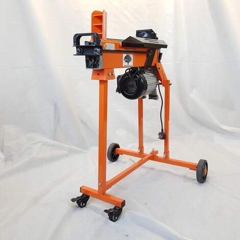 Forest Master FM5TW-TC 5 Ton Lightweight Electric Log Splitter with Trolley Stand