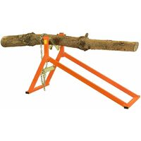 Forest Master heavy duty ultimate wood log saw horse chainsaw cutting portable