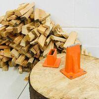 Forest Master USBB Kindling axe splitting base blade wood cutting log splitter timber