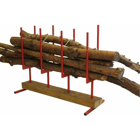 Forest Master wood log Saw horse log holder multi wood stand smart holder BLS4