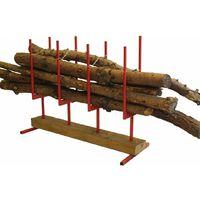 Forest Master wood log Saw horse log holder multi wood stand smart holder BLS4