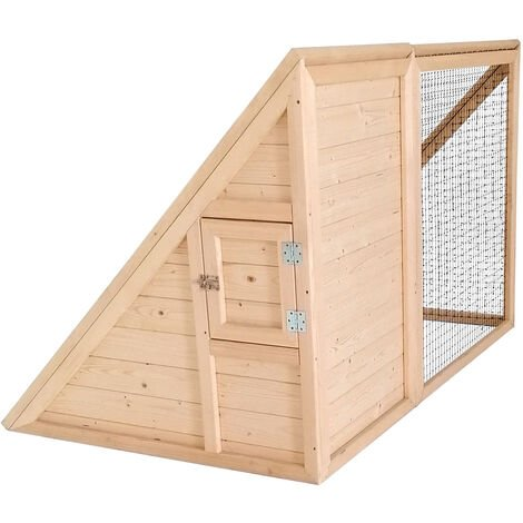 Forest Style-Poulailler design MODERNE : AVA – 2 poules - 1,5m²