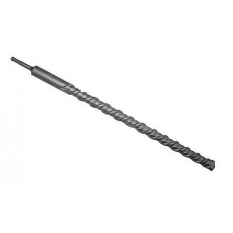 Foret à béton à double spirale 18 x 1000 mm