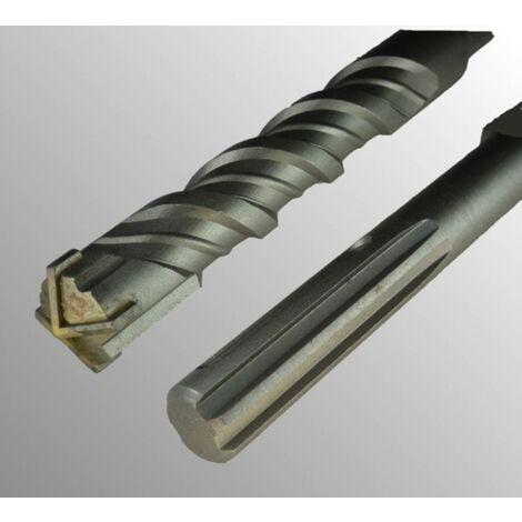 Foret béton sds max pour perforateur diamètre 28 mm