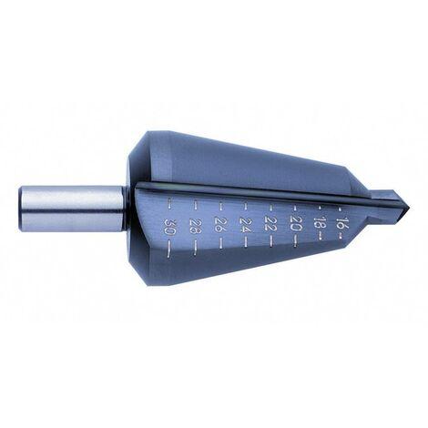 Foret conique Exact 50112 4 - 20 mm HSS TiAIN tige à 3 surfaces 1 pc(s)